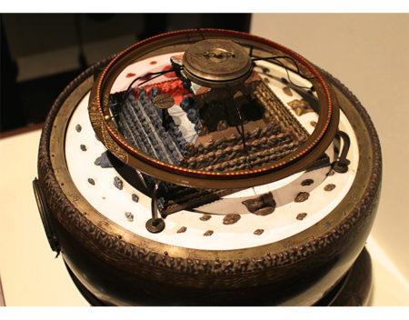 Shumisengi astronomical clock